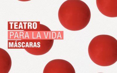 """Nuevo Taller intensivo de Teatro: """"Máscaras"""" 21 y 22 de abril"""